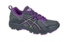 Asics Women's Trail Tambora 3 W charcoal/purple/neon green